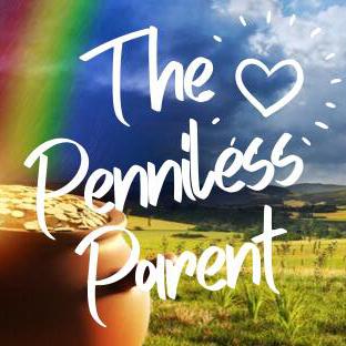 The Penniless Parent logo