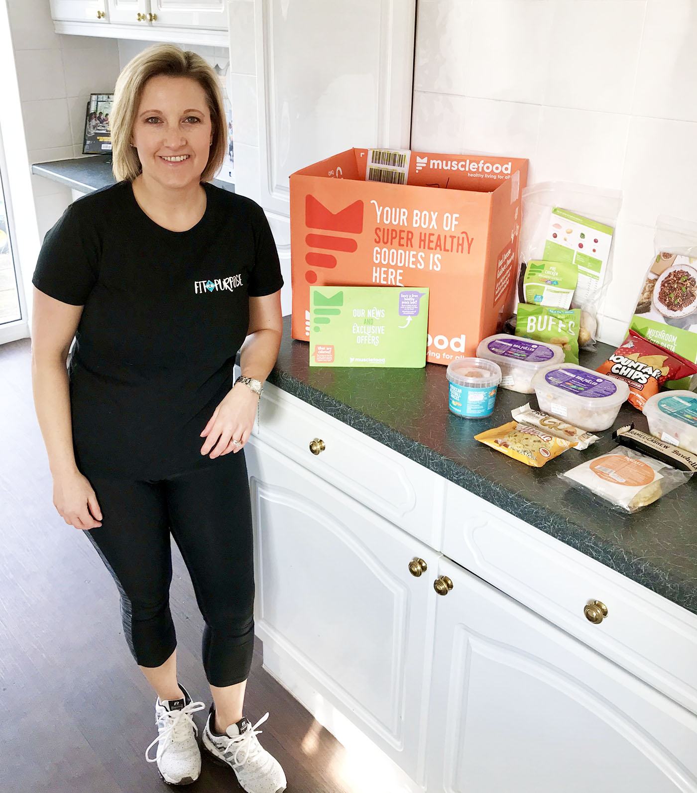 My Partnership with Muscle Food